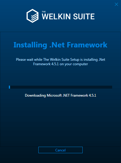 Downloading .Net Framework